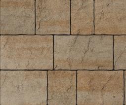 Тротуарная плитка Старый город Искусственный камень 160х100х60 Степняк