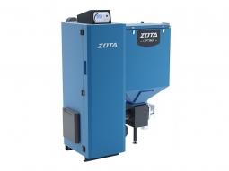 Котел твердотопливный Zota Optima автоматический 15 кВт