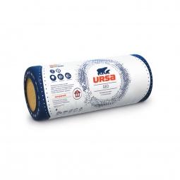 Стекловолоконный утеплитель Ursa Geo Шумозащита 4х5000х610х75 мм