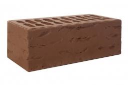Кирпич лицевой керамический Шоколад «Орех» пустотелый полуторный