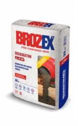 Смесь Brozex Пескобетон М-300 высокопрочная 30 кг