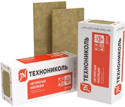 Базальтовый утеплитель Изобокс РУФ В 65 1200х600х100 / 3шт