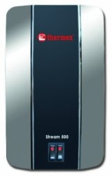 Водонагреватель электрический Thermex Stream 500 5 кВт, хром