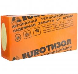Базальтовый утеплитель Тизол Euro Фасад ОПТИМА 120 1000х600х100 мм
