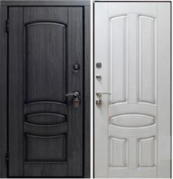 Металлическая дверь Камелот, Йошкар-Ола, 860*2050, сандал белый