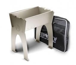 Мангал ТМФ МирТрудМай-2 высокий разборный с сумкой
