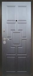 Металлическая дверь Бостон, Йошкар-Ола, 860*2050, сандал белый