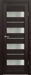 Дверь межкомнатная Синержи Альфа Венге 2000х600