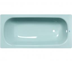 Ванна ВИЗ Donna Vanna стальная c опорной подставкой зеленая мята 1500x700