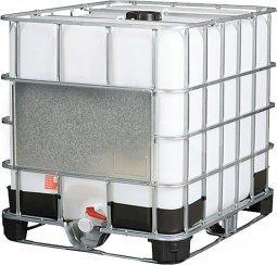 Еврокуб Тара на комбинированном поддоне 1000 литров