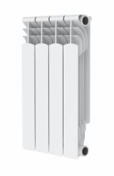 Радиатор алюминиевый PF 500 4 секц.