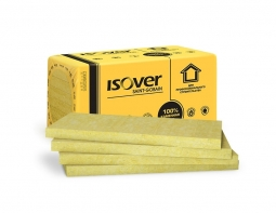 Минераловатный утеплитель Isover Лайт 38 1200х600х50 мм /8шт