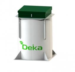 Автономная канализация BioDeka-10 C-1000