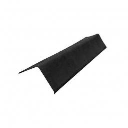 Щипцовый профиль Ондулин черный 1000 мм