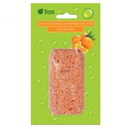 Плитка соляная Банные Штучки с эфирным маслом Апельсин 200 г