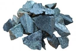 Камень для бани Огненный Камень Серпентинит колотый 10 кг