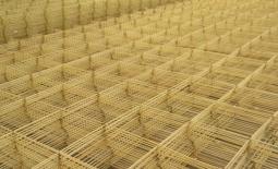 Сетка кладочная стеклопластиковая СКС 1 ячея 50х50 1200х1200