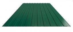 Профнастил С-8 RAL 6005 зеленый мох 1150х0.35