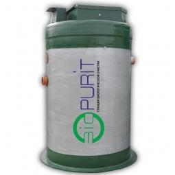 Автономная канализация FloTenk BioPurit 3 П-500