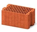 Камень керамический Porikam 10.7 НФ 380х250х219 с пазом и гребнем М75-М100
